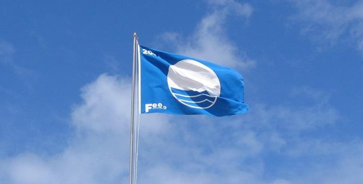 Bandera Azul playas sin perros